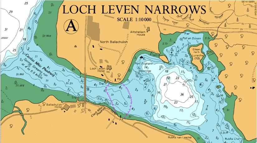 Loch Leven Narrows